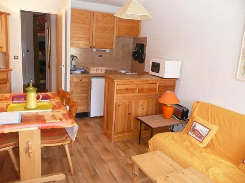 Location au ski Studio coin montagne 4 personnes (8A) - Residence Adonis A - Pelvoux