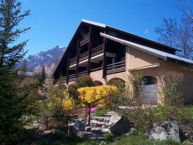 Location au ski Residence Dauphinelles - Pelvoux