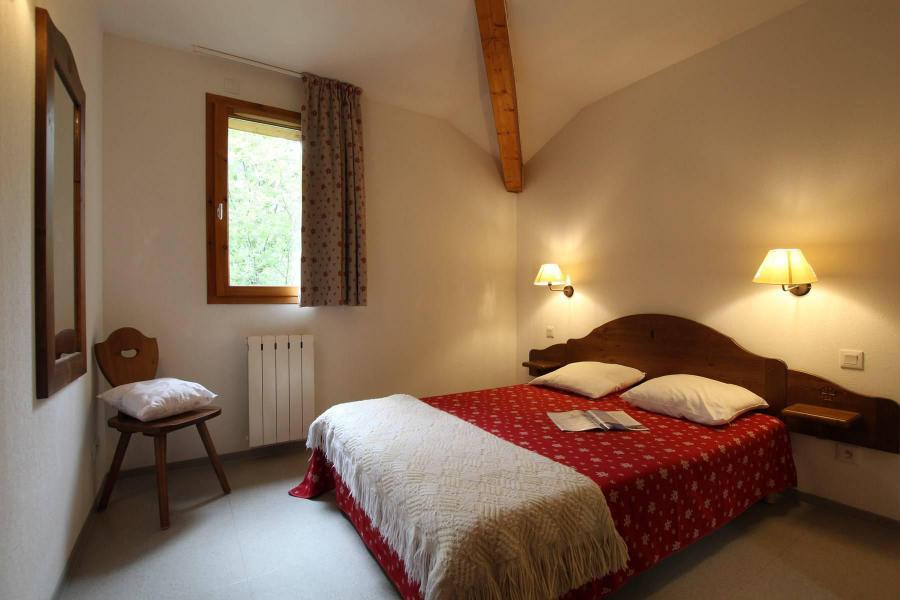 Wynajem na narty Apartament 2 pokojowy kabina 6 osób (42) - Résidence le Palatin - Pelvoux