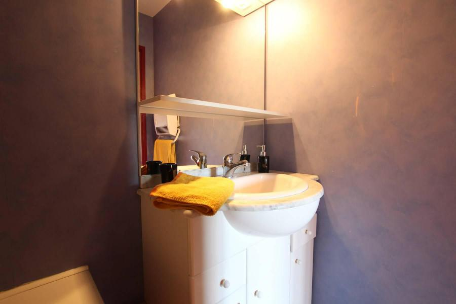 Аренда на лыжном курорте Апартаменты 2 комнат кабин 6 чел. (46) - Résidence le Palatin - Pelvoux