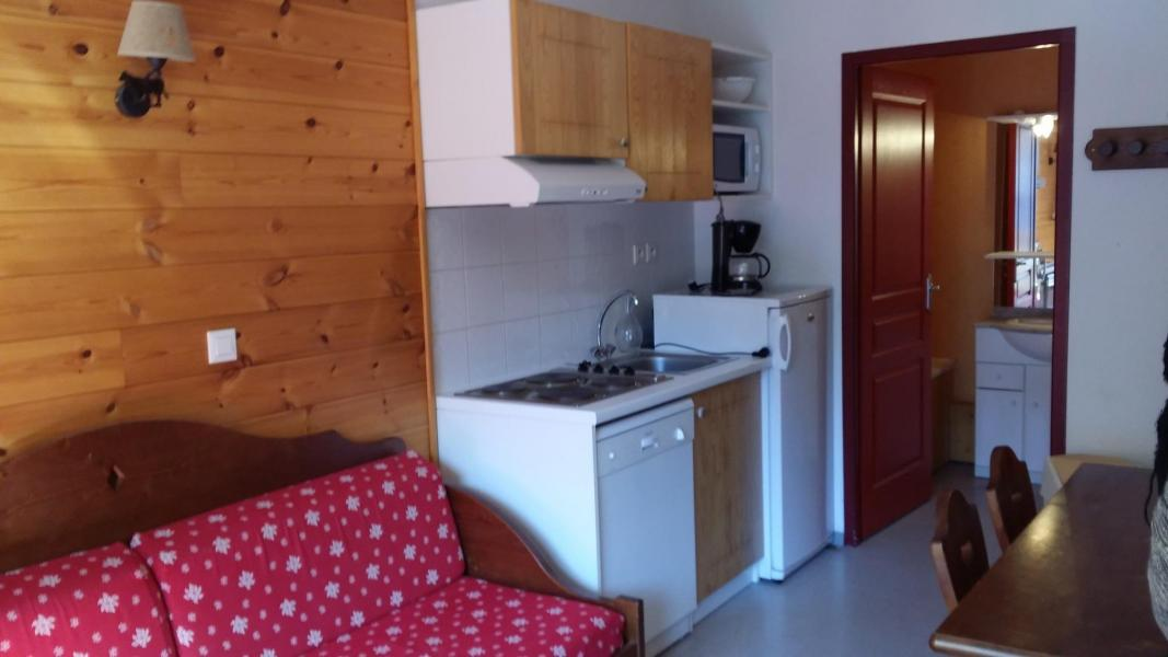 Location au ski Appartement 2 pièces cabine 6 personnes (10) - Residence Le Palatin - Pelvoux - Séjour