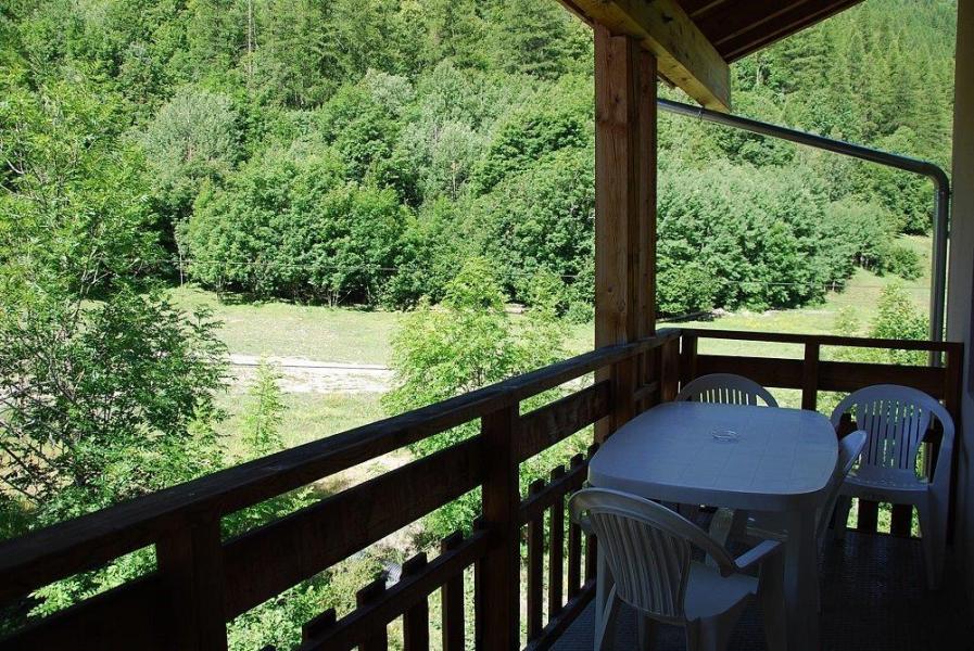 Location au ski Appartement 2 pièces cabine 6 personnes (42) - Residence Le Palatin - Pelvoux - Balcon