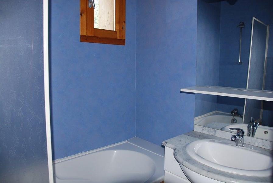 Location au ski Appartement 2 pièces cabine 6 personnes (42) - Residence Le Palatin - Pelvoux - Salle de bains