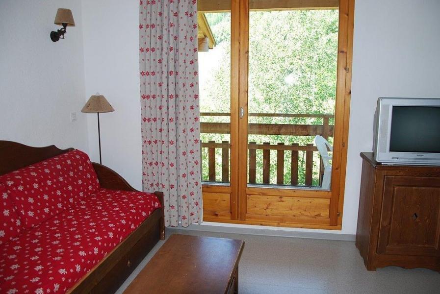 Location au ski Appartement 2 pièces cabine 6 personnes (42) - Residence Le Palatin - Pelvoux - Séjour