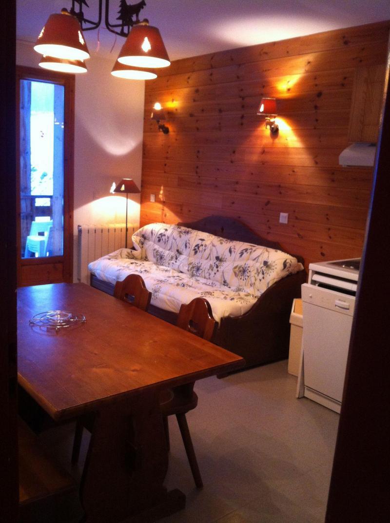 Location au ski Appartement 2 pièces cabine 6 personnes (46) - Residence Le Palatin - Pelvoux - Séjour