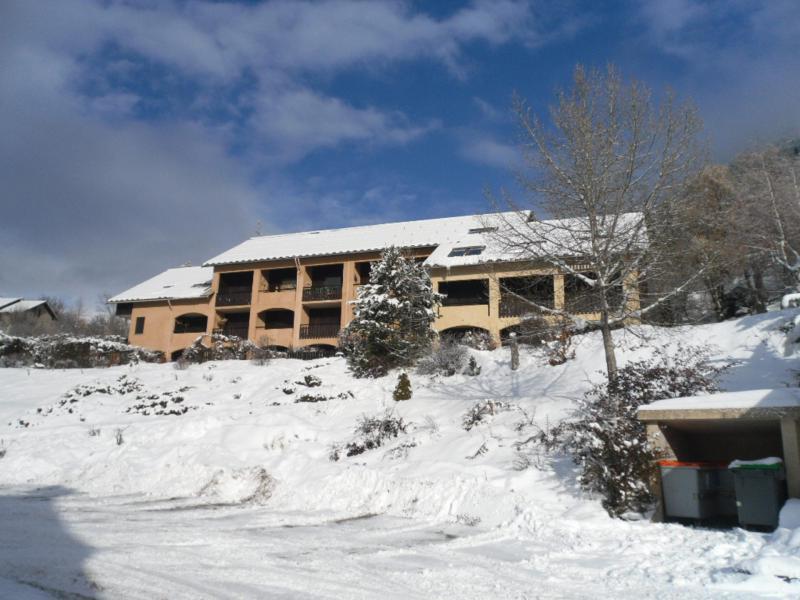 Soggiorno sugli sci Résidence les Anémones - Pelvoux - Esteriore inverno