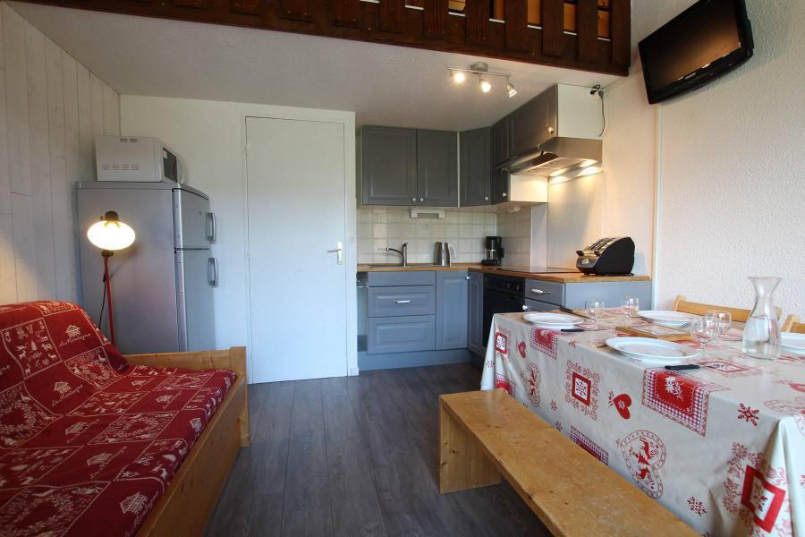 Location au ski Appartement 2 pièces 5 personnes (27) - Résidence les Anémones - Pelvoux