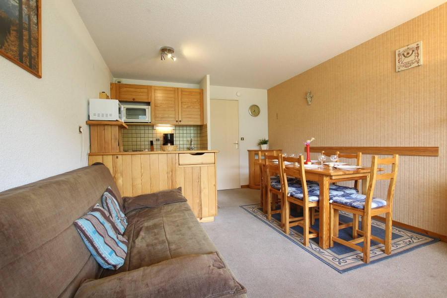 Аренда на лыжном курорте Апартаменты 2 комнат 6 чел. (05G) - Résidence les Cytises - Pelvoux - Салон