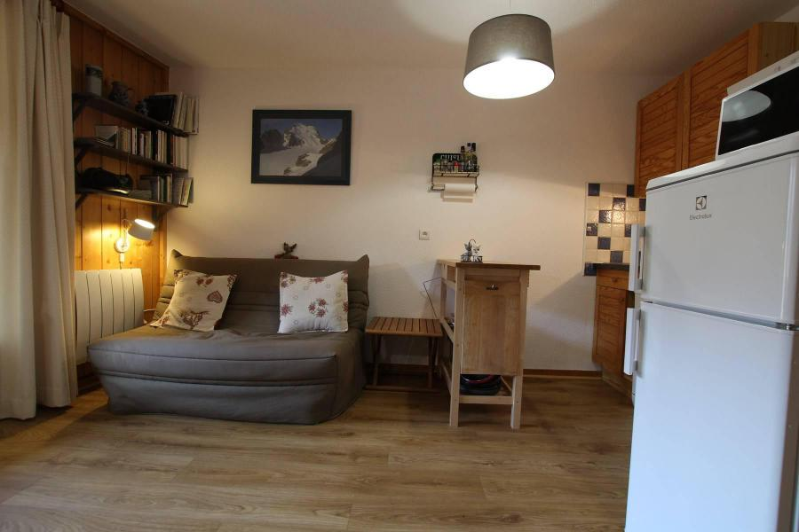 Аренда на лыжном курорте Апартаменты 2 комнат 6 чел. (CYT01F) - Résidence les Cytises - Pelvoux - апартаменты