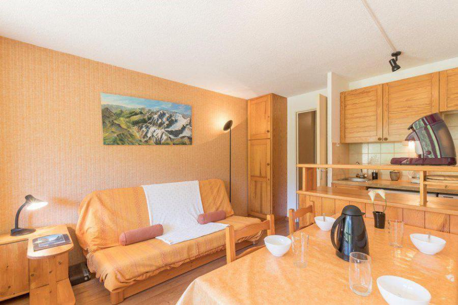 Location au ski Studio 4 personnes (07A) - Résidence les Cytises - Pelvoux