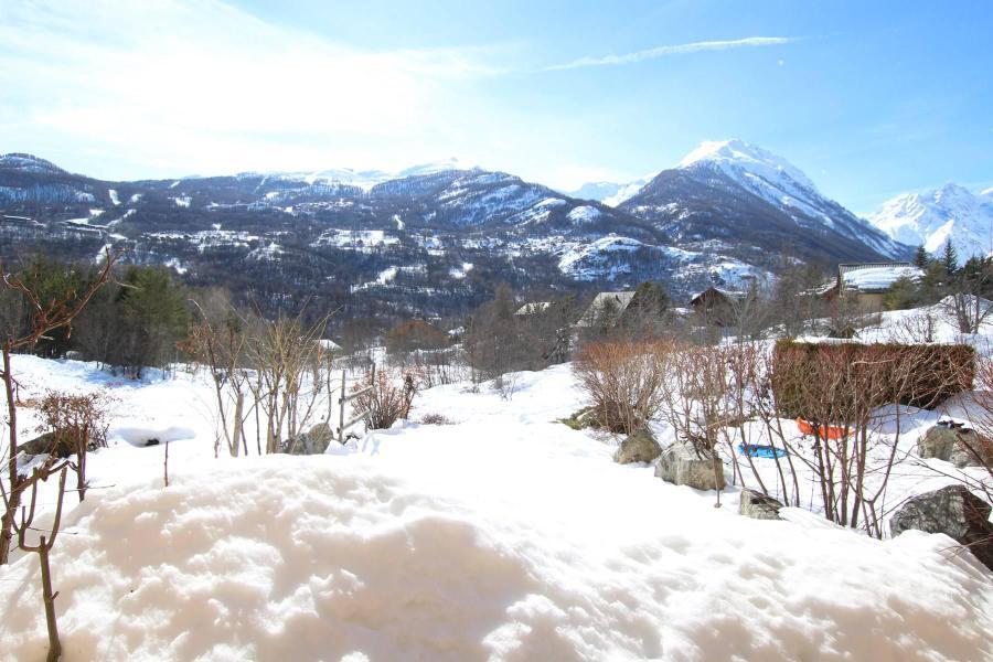 Location au ski Appartement 2 pièces 6 personnes (CYT01F) - Résidence les Cytises - Pelvoux