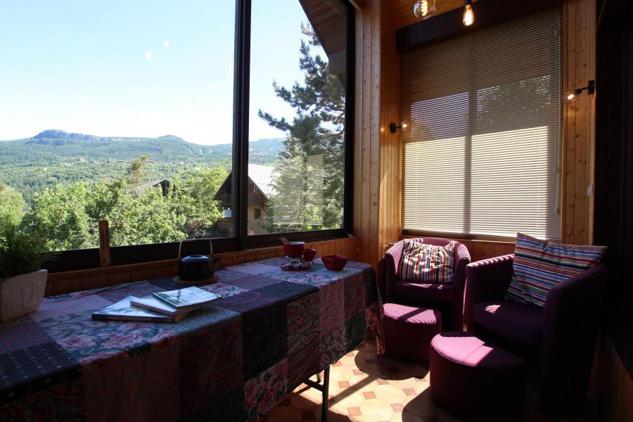 Ski verhuur Appartement 3 kamers mezzanine 6 personen (VAL03C) - Résidence Valérianes - Pelvoux