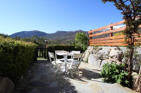 Location au ski Appartement 1 pièces 6 personnes (ADO4B) - Résidence Adonis B - Pelvoux - Coin repas