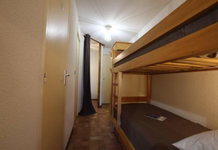 Location au ski Appartement 1 pièces 6 personnes (ADO4B) - Résidence Adonis B - Pelvoux - Lits superposés
