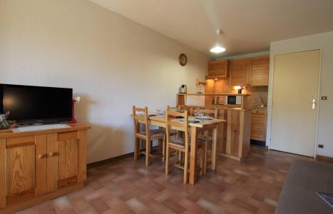 Location au ski Appartement 1 pièces 6 personnes (ADO4B) - Résidence Adonis B - Pelvoux - Table
