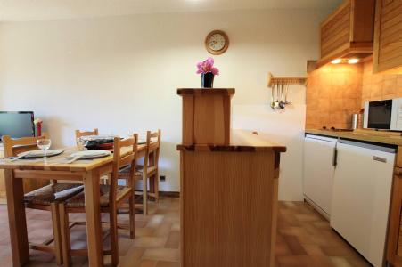 Аренда на лыжном курорте Квартира студия кабина для 6 чел. (ADO4B) - Résidence Adonis B - Pelvoux - апартаменты