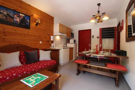Аренда на лыжном курорте Апартаменты 2 комнат 6 чел. (19) - Résidence le Palatin - Pelvoux