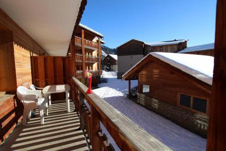 Аренда на лыжном курорте Logement 2 pièces 6 personnes (PEL820-A08) - Résidence le Palatin - Pelvoux