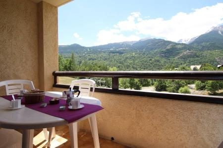 Аренда на лыжном курорте Апартаменты 2 комнат 6 чел. (05G) - Résidence les Cytises - Pelvoux