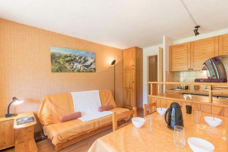 Аренда на лыжном курорте Квартира студия для 4 чел. (07A) - Résidence les Cytises - Pelvoux