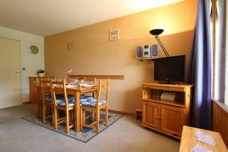 Location au ski Appartement 2 pièces 6 personnes (05G) - Résidence les Cytises - Pelvoux - Table