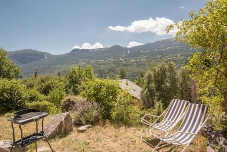 Location au ski Studio 4 personnes (03) - Residence Les Gentianes - Pelvoux