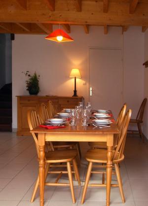 Location au ski Appartement 4 pièces 8 personnes - Residence La Soulane - Peyragudes - Coin repas
