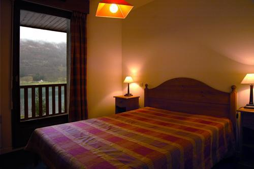 Location au ski Chalet duplex 5 pièces 12 personnes - Residence La Soulane - Peyragudes - Chambre