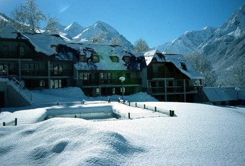 Ski en février Residence La Soulane