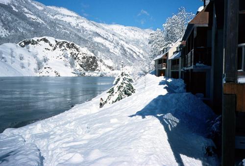 Location au ski Residence La Soulane - Peyragudes - Extérieur hiver