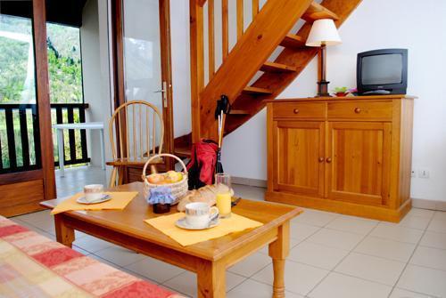 Location au ski Residence La Soulane - Peyragudes - Séjour