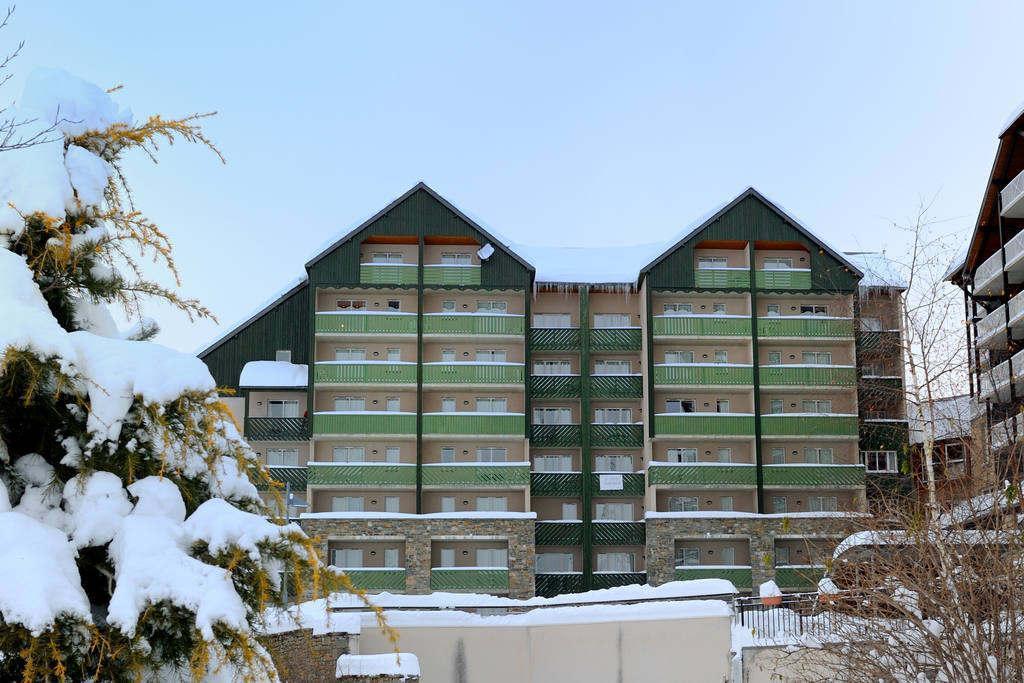 Ski en février Residence Les Balcons Du Soleil