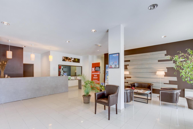 Residence les jardins de balnea 50 peyragudes location for Jardin residence