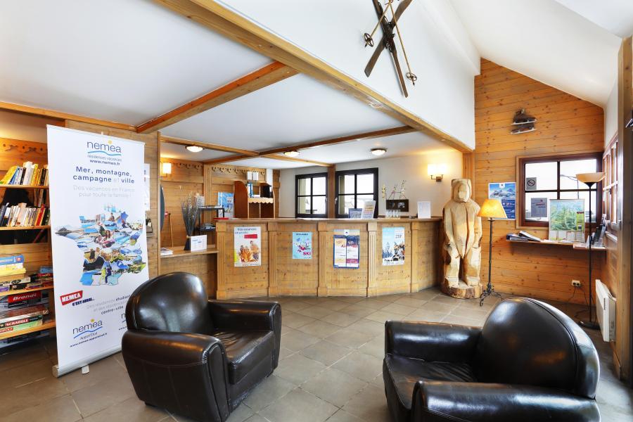Location au ski Le Hameau De Balestas - Peyragudes - Réception