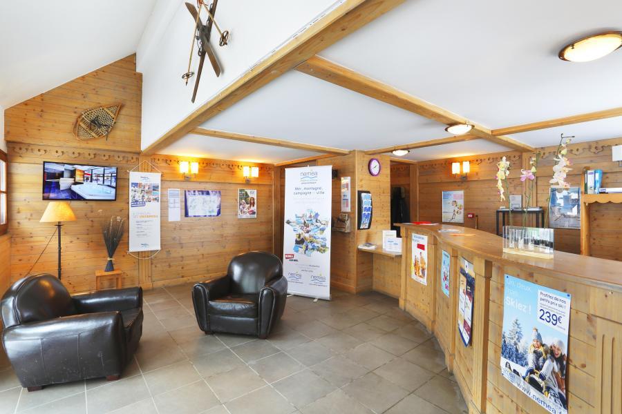 Soggiorno sugli sci Le Hameau de Balestas - Peyragudes - Reception