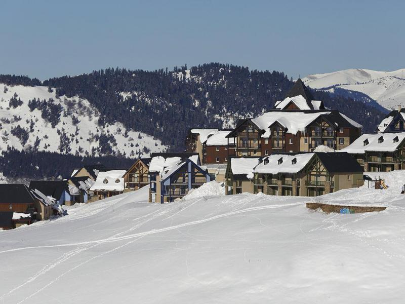 Location au ski Le Hameau de Balestas - Peyragudes