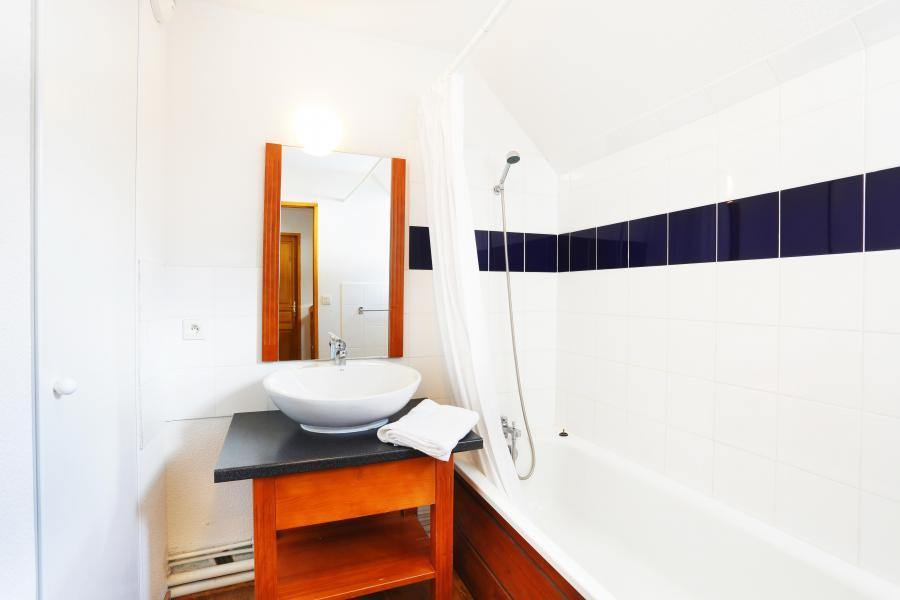 Location au ski Le Hameau De Balestas - Peyragudes - Salle de bains