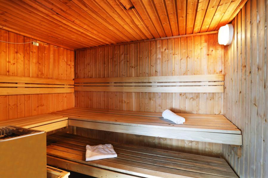 Soggiorno sugli sci Le Hameau de Balestas - Peyragudes - Sauna