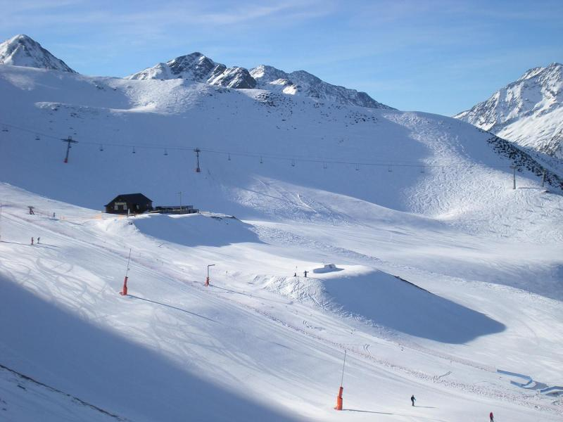 Location au ski Les Adrets de Peyragudes - Peyragudes - Extérieur hiver