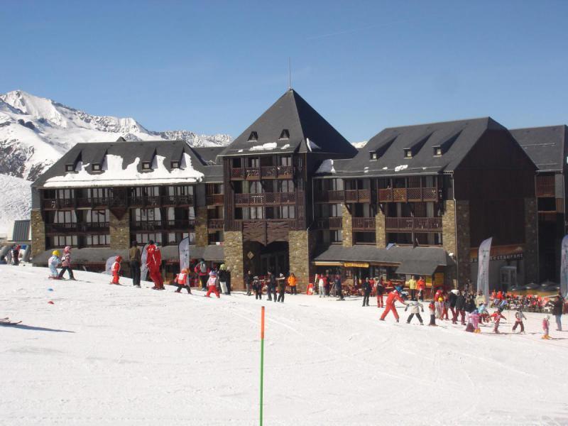 Vakantie in de bergen Privilège - Peyragudes - Buiten winter