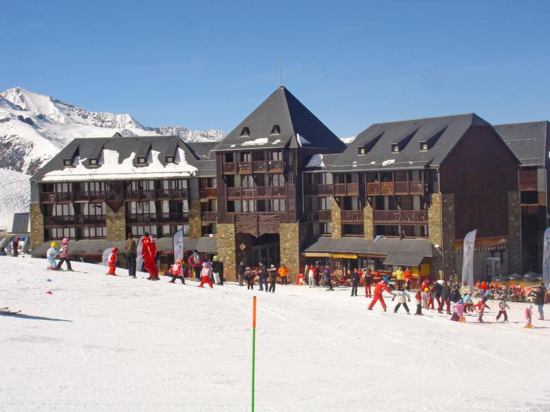 Location au ski Privilège - Peyragudes - Extérieur hiver