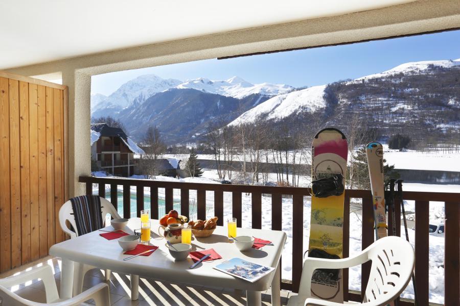 Alquiler al esquí Résidence la Soulane - Peyragudes - Invierno