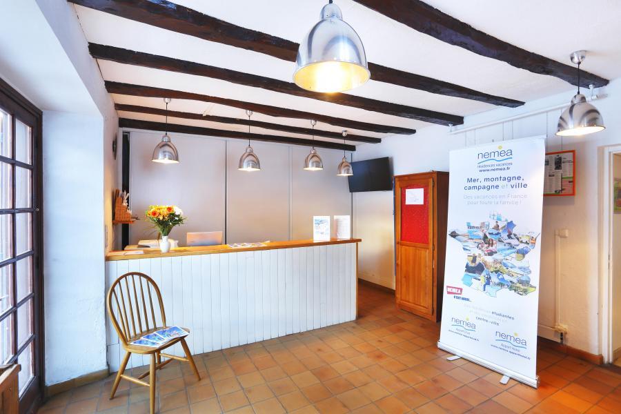 Location au ski Résidence la Soulane - Peyragudes - Réception