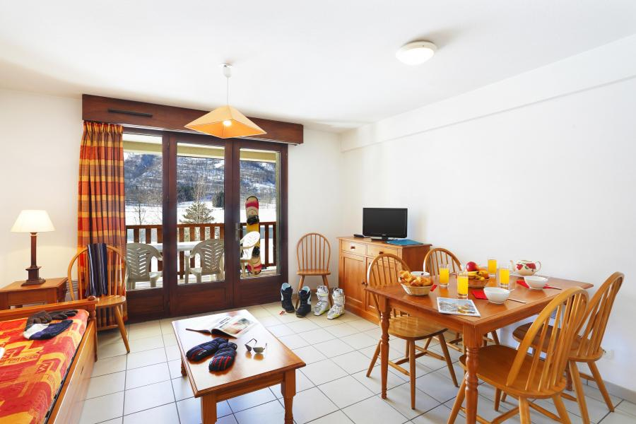 Location au ski Residence La Soulane - Peyragudes - Coin repas