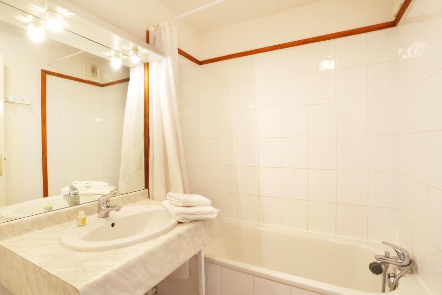 Alquiler al esquí Résidence la Soulane - Peyragudes - Cuarto de baño