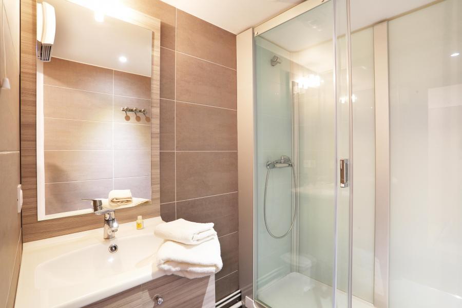 Alquiler al esquí Résidence la Soulane - Peyragudes - Cuarto de baño con ducha