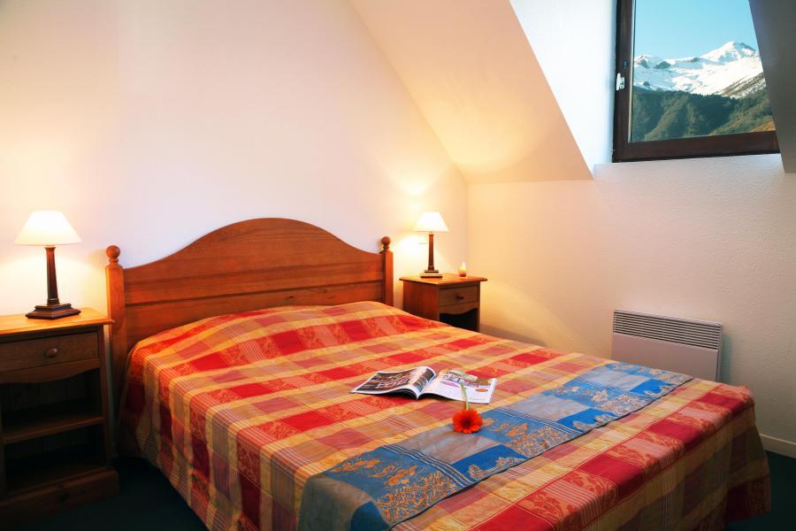 Аренда на лыжном курорте Résidence la Soulane - Peyragudes - Двухспальная кровать
