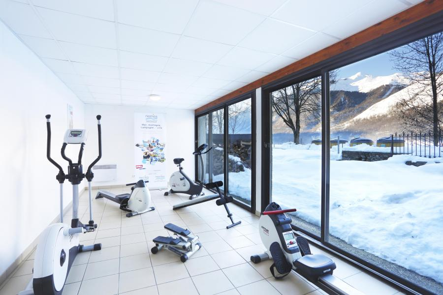 Location au ski Résidence la Soulane - Peyragudes - Espace fitness
