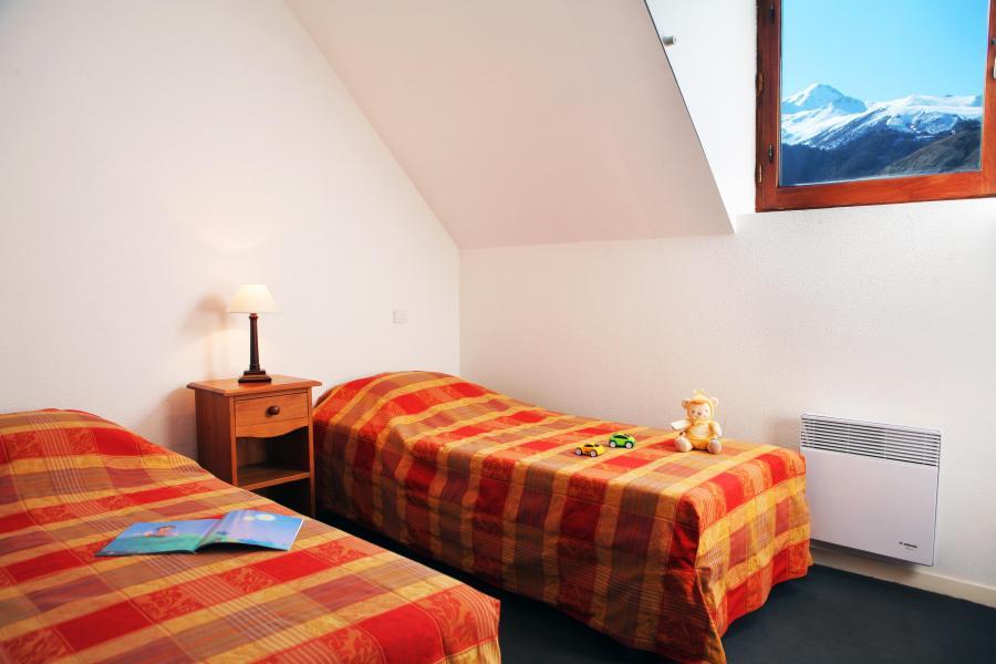 Alquiler al esquí Résidence la Soulane - Peyragudes - Habitación