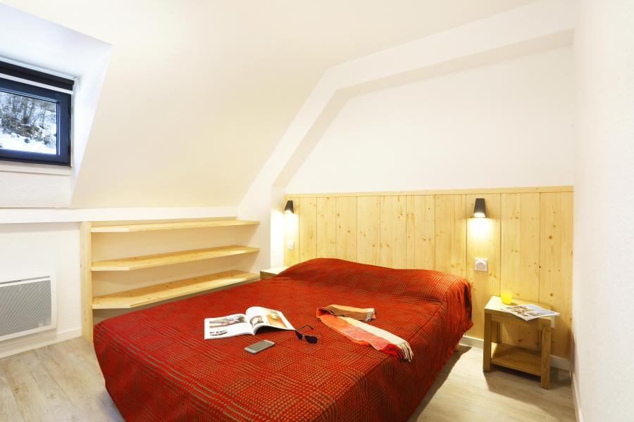 Alquiler al esquí Résidence la Soulane - Peyragudes - Habitación abuhardillada